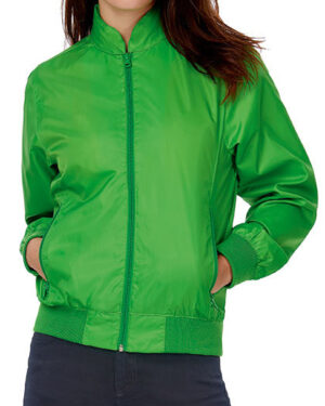 Jacken von der Marke B&C namens Jacket Trooper /Women in der Farbe Black