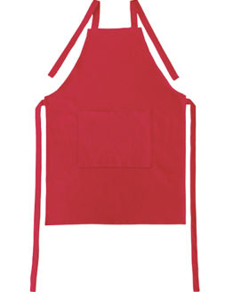 Schürzen von der Marke Bear Dream namens Apron with Pocket Canvas in der Farbe White