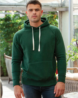 Sweatshirts & -jacken von der Marke Mantis namens Men`s Superstar Hoodie in der Farbe Black