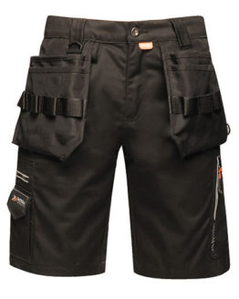 Hosen von der Marke Regatta Tactical namens Execute Holster Short in der Farbe Black