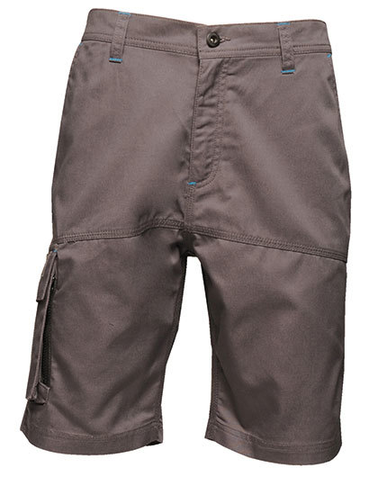 Hosen von der Marke Regatta Tactical namens Men´s Heroic Cargo Short in der Farbe Black
