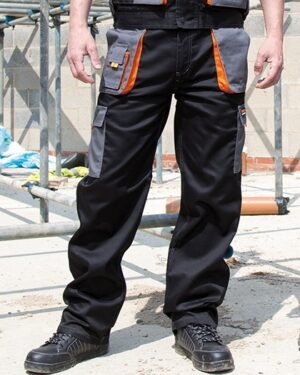Hosen von der Marke WORK-GUARD namens Work-Guard Lite Trousers in der Farbe Grey