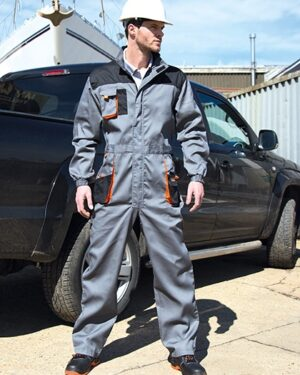 Overall von der Marke WORK-GUARD namens Work-Guard Lite Coverall in der Farbe Grey