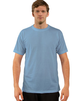 T-Shirts von der Marke Vapor Apparel namens Basic Short Sleeve T-Shirt in der Farbe Alpine Spruce