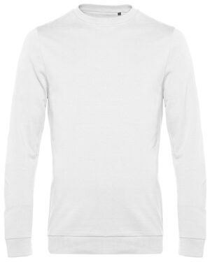 Sweatshirts & -jacken von der Marke B&C namens #Set In Sweat in der Farbe White