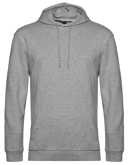 Sweatshirts & -jacken von der Marke B&C namens #Hoodie in der Farbe Heather Grey