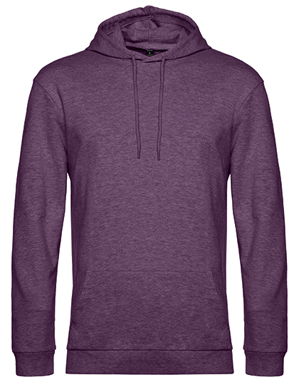 Sweatshirts & -jacken von der Marke B&C namens #Hoodie in der Farbe Heather Purple